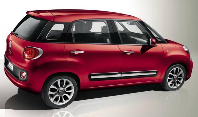 Fiat 500L Preview