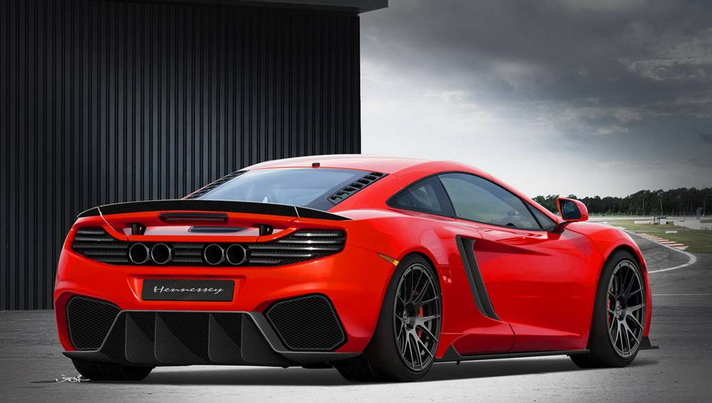 Hennessey HPE800 McLaren MP4-12C Preview