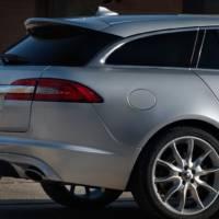 Jaguar XF Sportbrake Officially Revealed