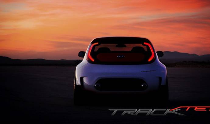 Kia Trackster Concept 2nd Teaser