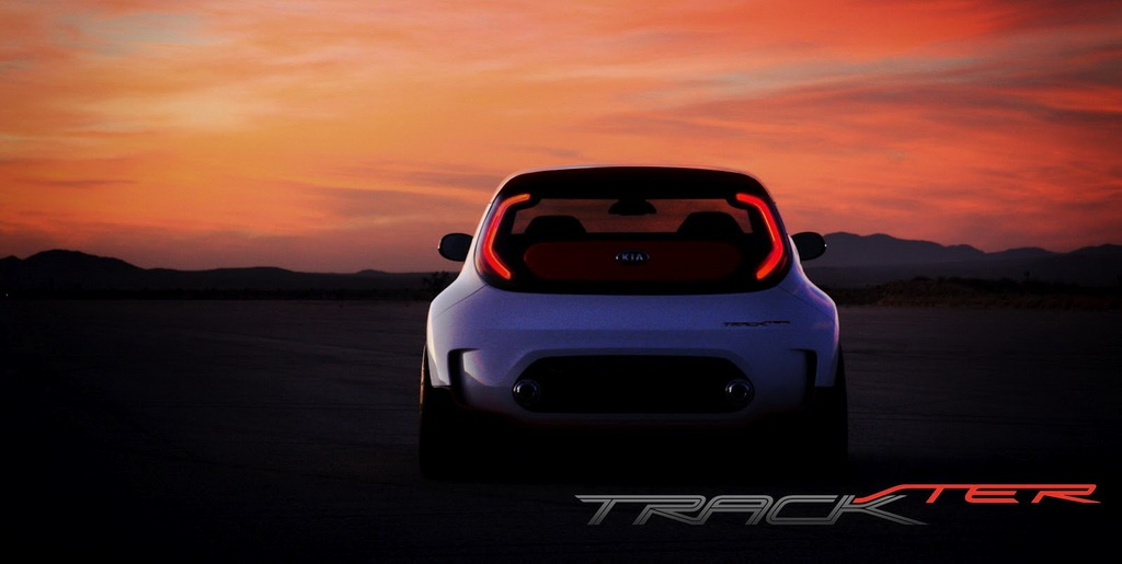 Kia Trackster Concept 2nd Teaser