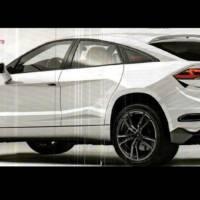 Lamborghini MLC SUV will Debut in Beijing