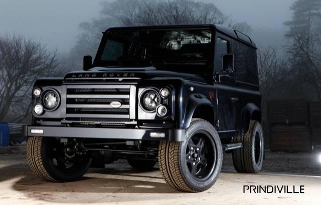 Land Rover Defender by Prindiville Design