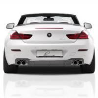 Lumma CLR 600 GT BMW 650i Cabriolet