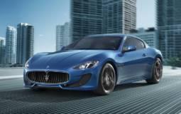 Maserati GranTurismo Sport with 460 HP Heading to Geneva