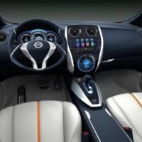 Nissan Invitation Concept: 2012 Geneva Preview
