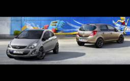 Opel Corsa Kaleidoscope Edition for Europe