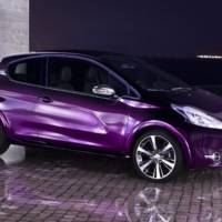 Peugeot 208 GTi and XY Concepts Revealed