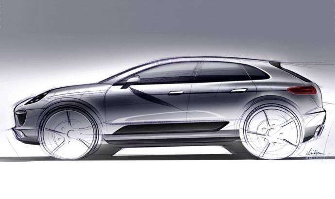 Porsche Macan Announced