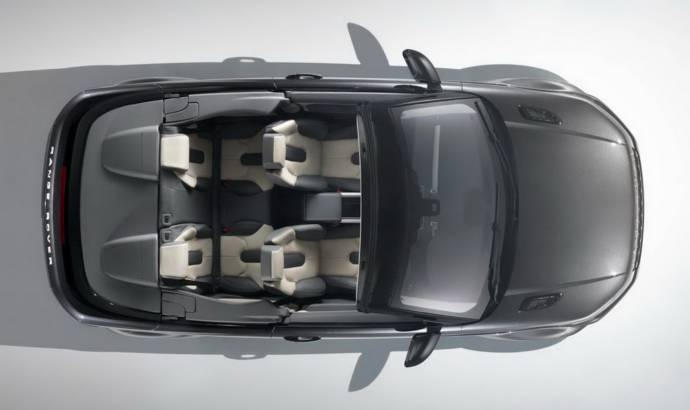 Range Rover Evoque Convertible Preview