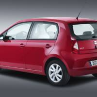 Seat Mii five-door