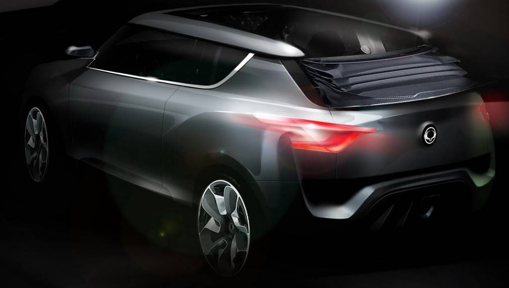 SsangYong XIV 2 Concept