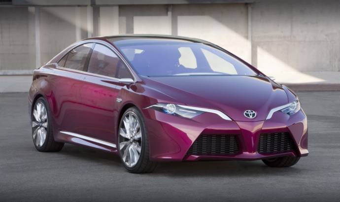 Toyota FT-Bh Concept Announced