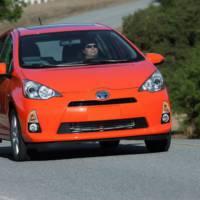 Toyota Priuc C Price