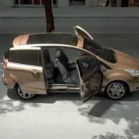 Video: 2013 Ford B-Max Door System