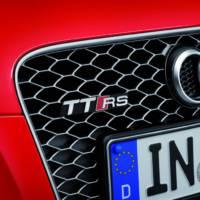 2012 Audi TT RS Plus