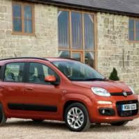 2012 Fiat Panda Price for UK