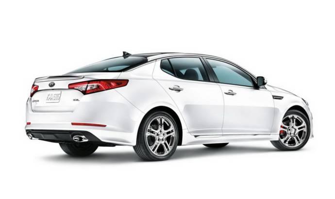 2012 Kia Optima SX Limited Revealed