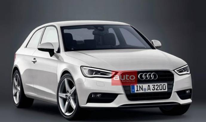 2013 Audi A3 Leaked