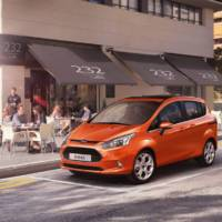 2013 Ford B-Max Revealed