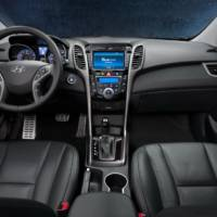 2013 Hyundai Elantra GT Hatch