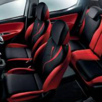 Chrysler Ypsilon Black and Red Launched in UK