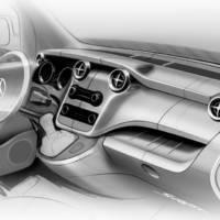 Mercedes Citan Delivery Van Preview