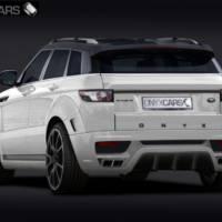 Onyx Concept Range Rover Evoque