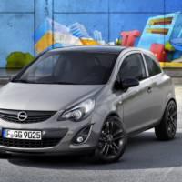 Opel Corsa Kaleidoscope Edition for Europe