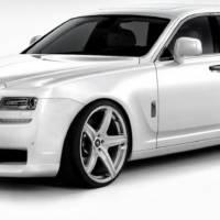 Vorsteiner Rolls Royce Ghost Previewed