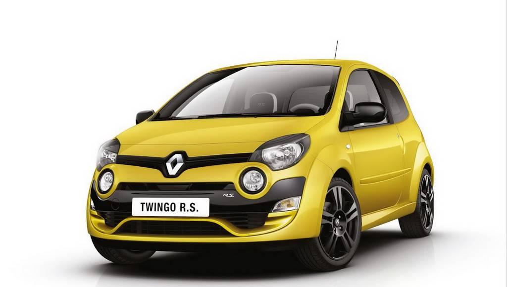 2012 Twingo Renaultsport 133 UK Price