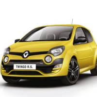 2012 Twingo Renaultsport 133 UK Price