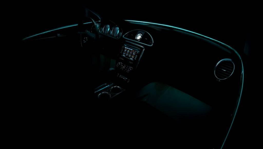 2013 Buick Enclave Teaser