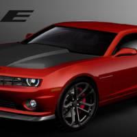 2013 Chevrolet Camaro 1LE Announced