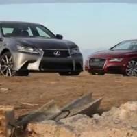 2013 Lexus GS vs Audi A7 Sportback