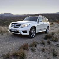 2013 Mercedes GLK Facelift Revealed