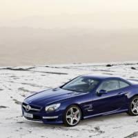 2013 Mercedes SL65 AMG Unveiled