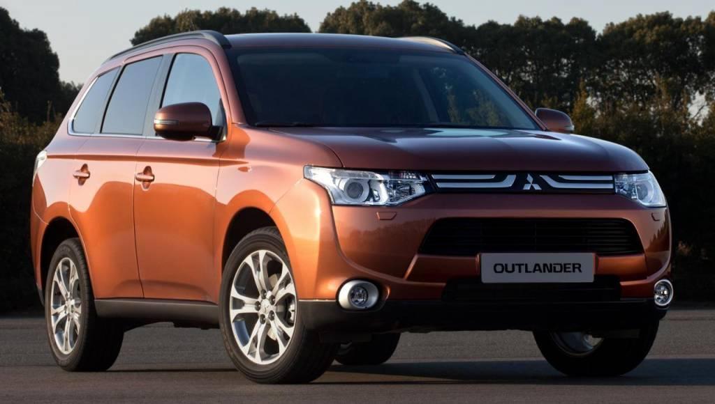 2013 Mitsubishi Outlander Unveiled in Geneva