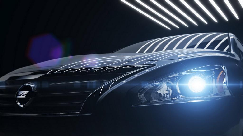 2013 Nissan Altima 4th Teaser