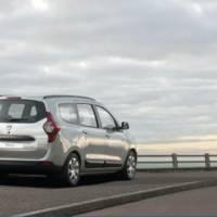 Dacia Lodgy MPV Premieres in Geneva