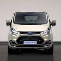 Ford Tourneo Custom Goes on Sale This Year