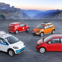 Four VW up! Concepts heading to Geneva