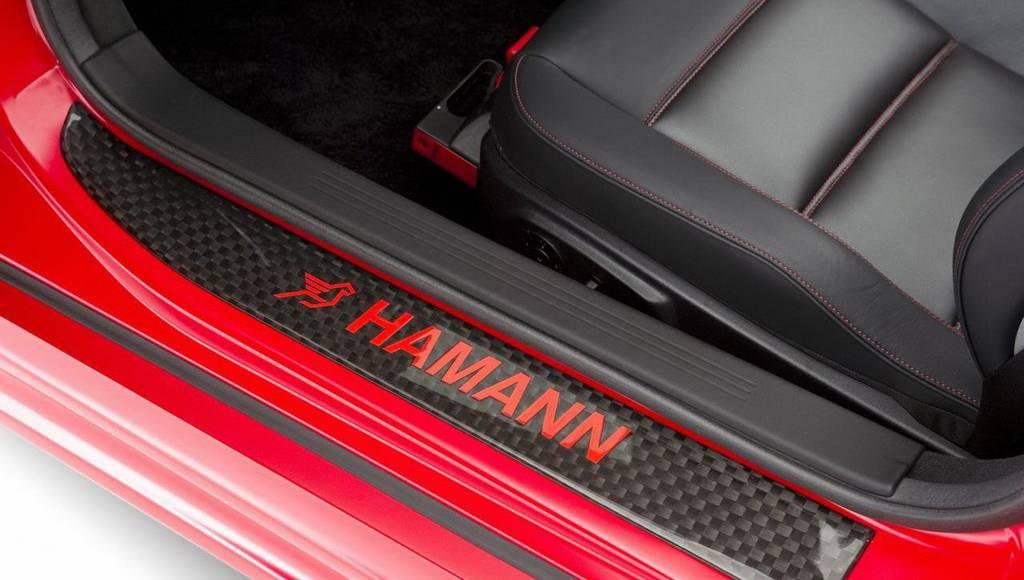 Hamann Hawk Roadster Mercedes SLS AMG
