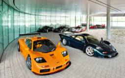 New Generation McLaren F1 to Debut in May