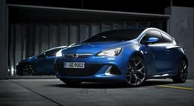Opel Astra OPC Promo