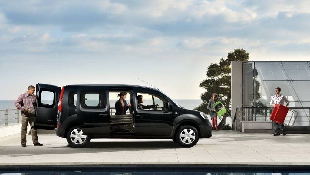 Renault Grand Kangoo Revealed