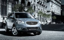 Revised SsangYong Korando Unveiled in Geneva