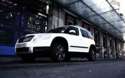 Skoda Yeti Urban Limited Edition for UK