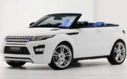 Startech Range Rover Evoque Cabrio: Geneva Preview