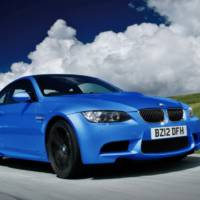 UK Only: BMW M3 Limited Edition 500